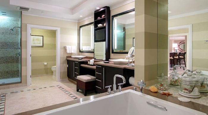 Complete bathroom Tile and Stone of Italy